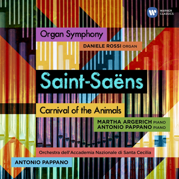 Saint-Saëns Organ Symphony and Carnival of the Animals