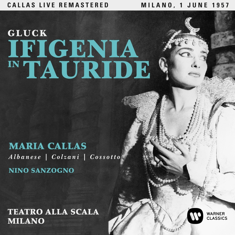 Gluck: Ifigenia in Tauride (1957 - Milan) - Callas Live Remastered