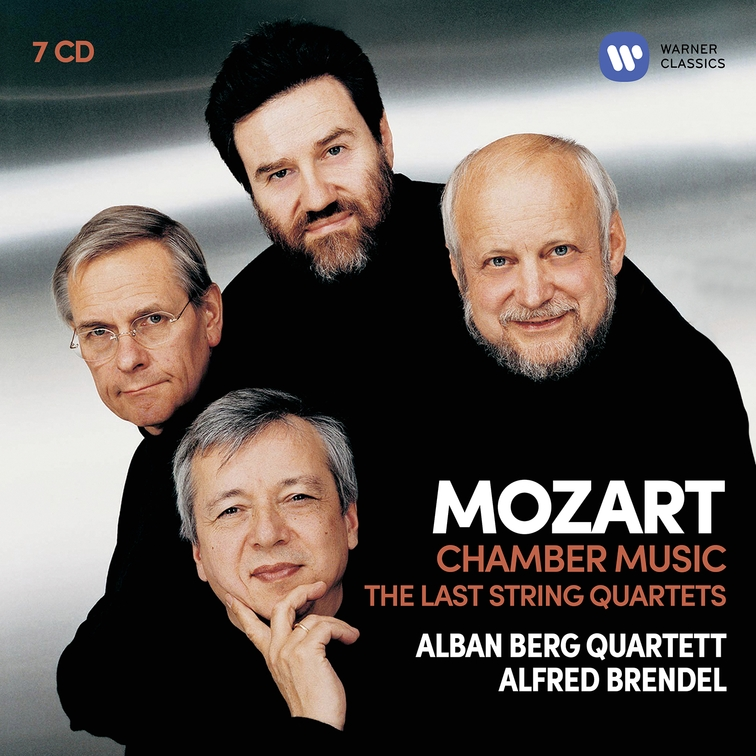 Mozart: Chamber Music (The Last String Quartets)