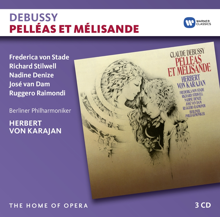 Debussy: Pelléas et Mélisande   Warner Classics