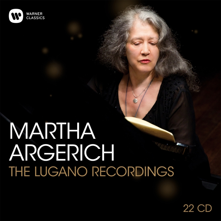 Martha Argerich – The Lugano Recordings