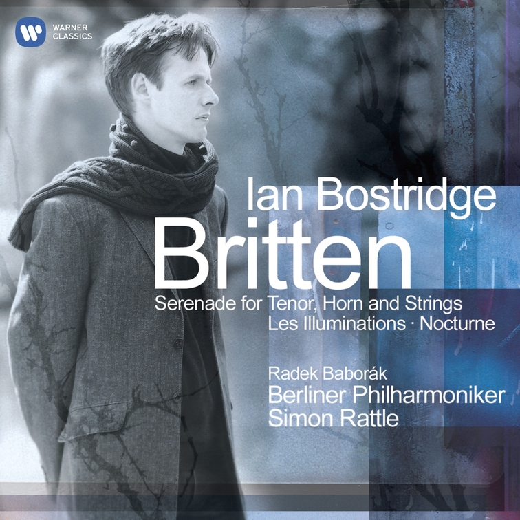 Britten: Serenade for Tenor, Horn & Strings