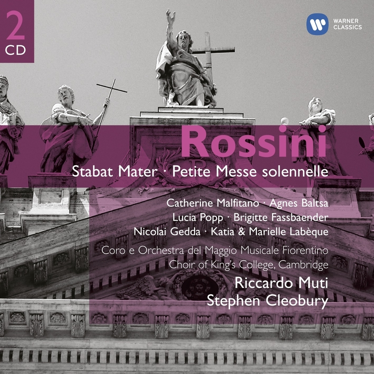 Rossini: Stabat Mater - Petite Messe Solennelle