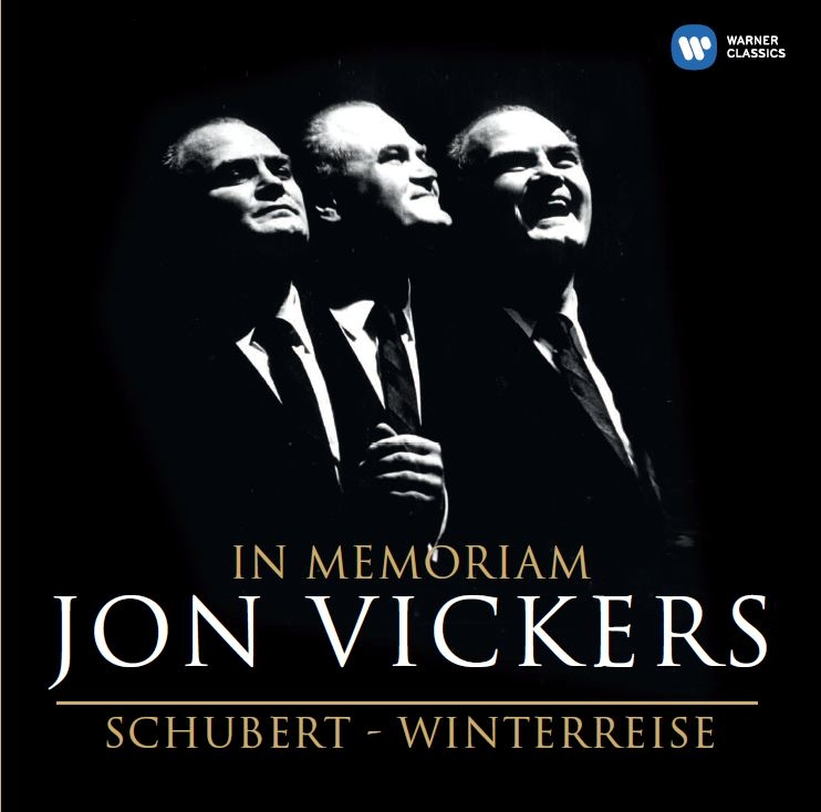 In Memoriam Jon Vickers - Schubert: Winterreise