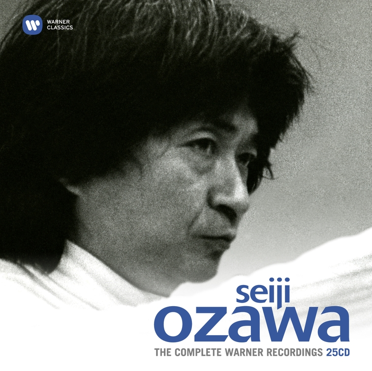 Ozawa Complete Warner Recordings