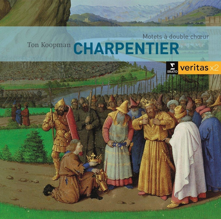 Charpentier: Motets for Double Choir