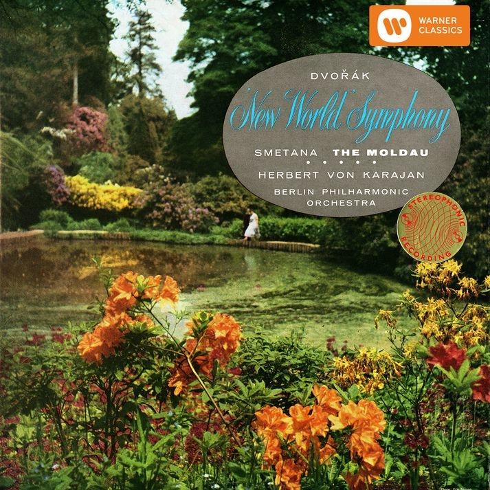 Dvorák: Symphony No  9 - Smetana: Die Moldau   Warnerclassics
