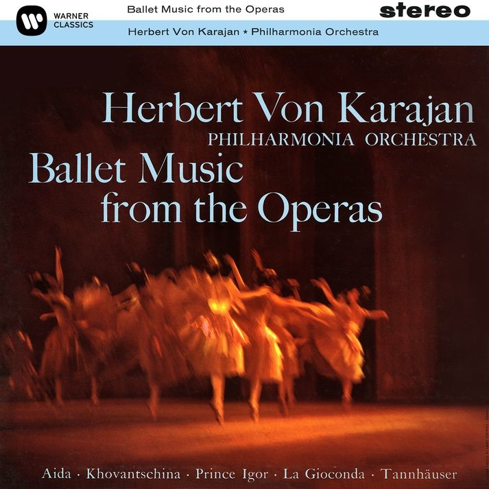 Karajan Mastered for iTunes (Ballet Music from the Operas)