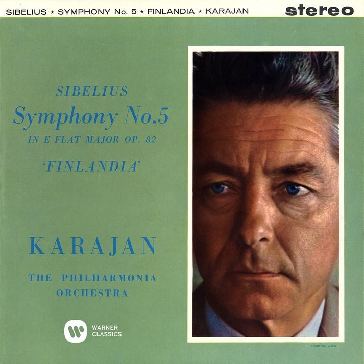 Karajan Mastered for iTunes (Finlandia)