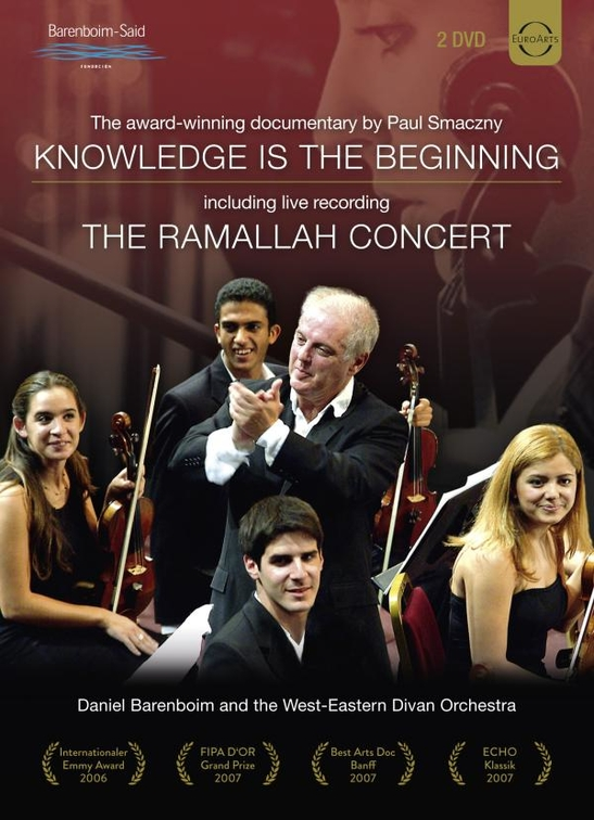Knowledge Is The Beginning & The Ramallah Concert