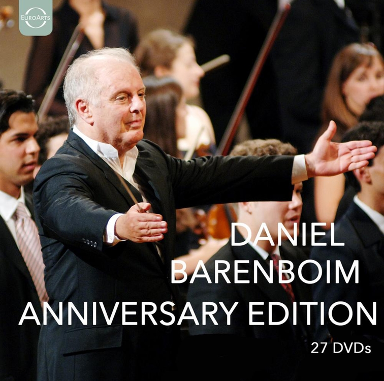 The Daniel Barenboim Anniversary Edition