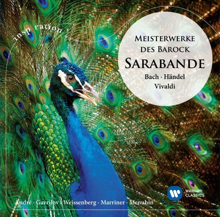 Sarabande - Best Loved Baroque Music