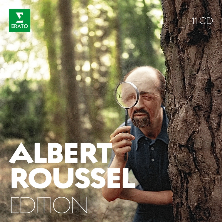 Albert Roussel - Edition