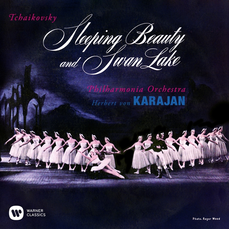 Tchaikovsky: Suites from Swan Lake and The Sleeping Beauty