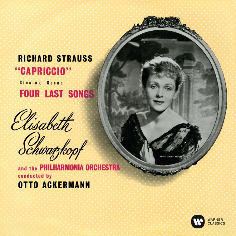 "Strauss: Closing Scene from ""Capriccio"" & Four Last Songs"