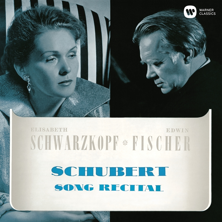 Schubert: Song Recital