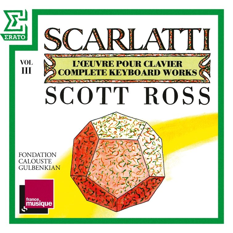 Scarlatti: The Complete Keyboard Works, Vol. 3: Sonatas, Kk. 51 - 70