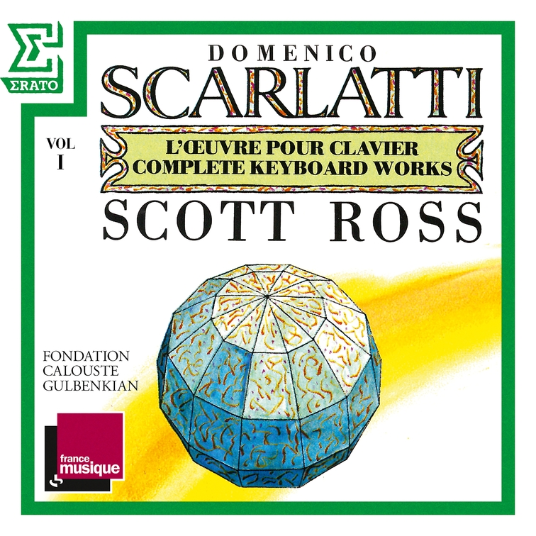 "Scarlatti: The Complete Keyboard Works, Vol. 1: Sonatas, Kk. 1 - 30 ""Essercizi"""