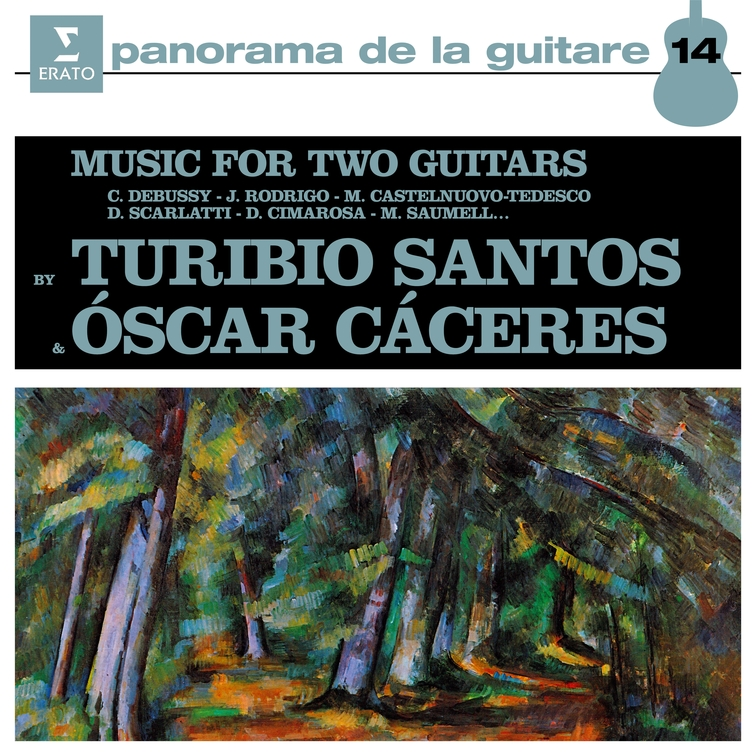 Music for Two Guitars, Vol. 1