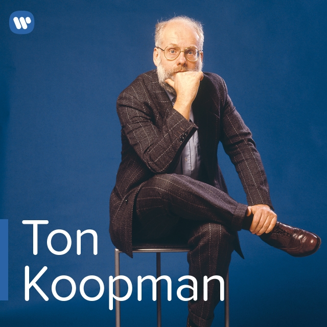 Ton Koopman Playlist