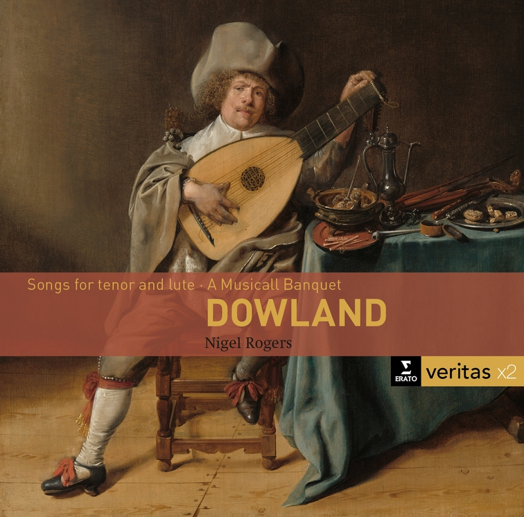 Dowland: Songs for tenor and lute · A Musicall Banquet