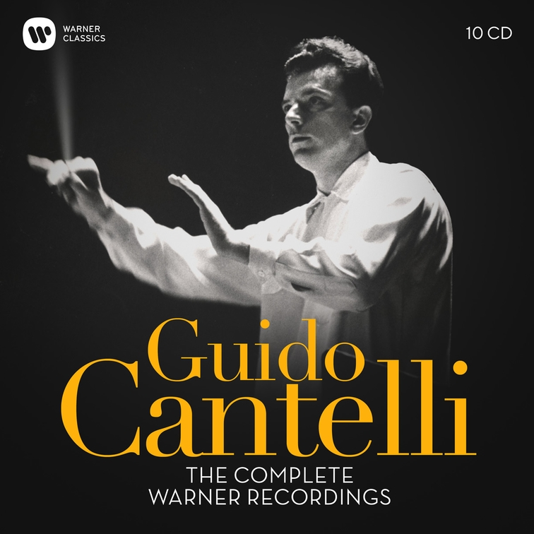 Guido Cantelli: The Complete Warner Recordings