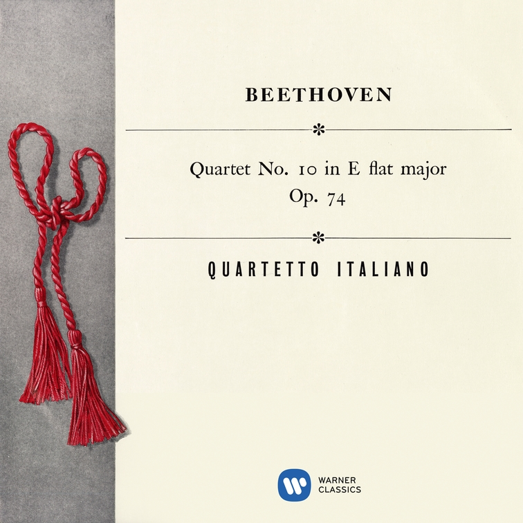 "Beethoven: String Quartet No. 10 ""Harp"""