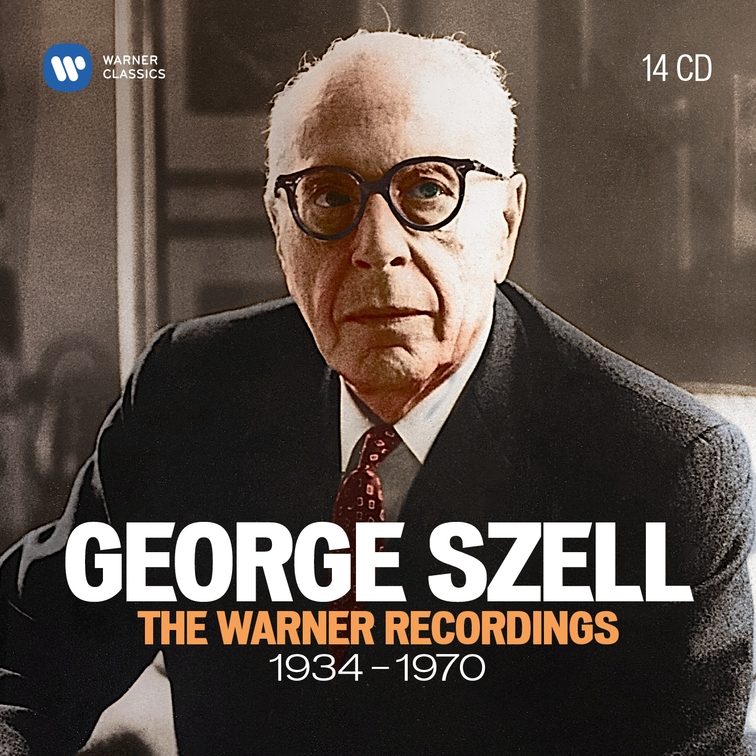 George Szell: The Warner Recordings 1934-1970