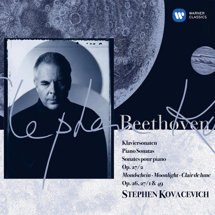 "Beethoven: Piano Sonatas Nos. 12, 13, 14 ""Moonlight"", 19 & 20"