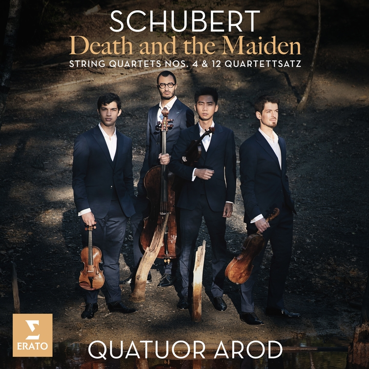 Schubert: Death and the Maiden Quatuor Arod