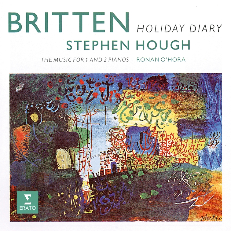 Britten: Holiday Diary & Other Pieces for One and Two Pianos