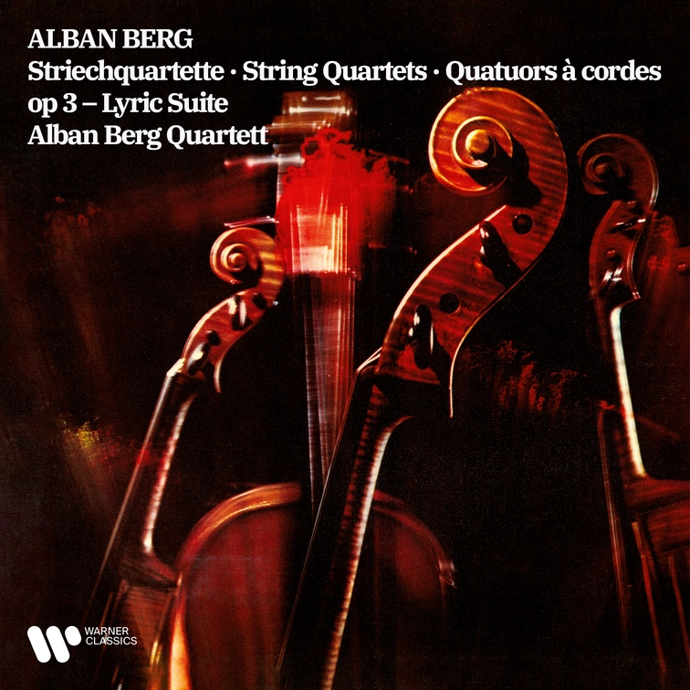 Berg: String Quartet & Lyric Suite