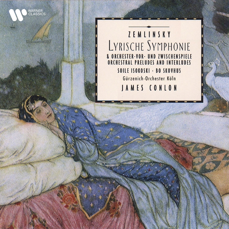 Zemlinsky: Lyrische Symphonie & Orchestral Preludes and Interludes