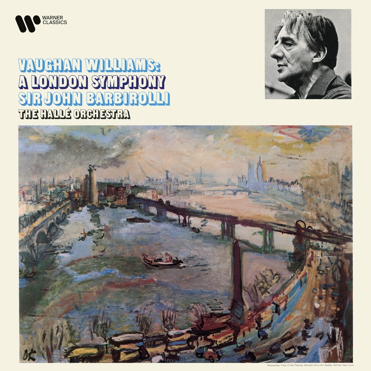 "Vaughan Williams: Symphony No. 2 ""A London Symphony"""