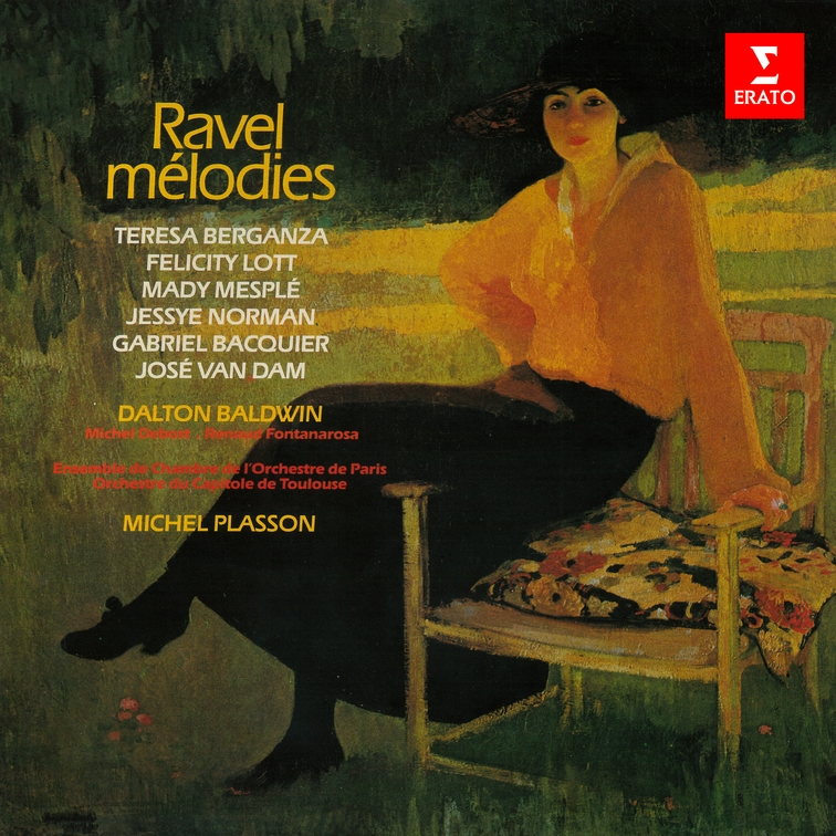 Ravel: Mélodies