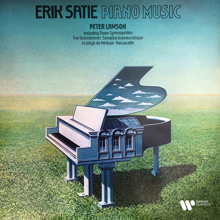 Satie: Piano Music, Including the Gymnopédies, Gnossiennes, Sonatine bureaucratique…