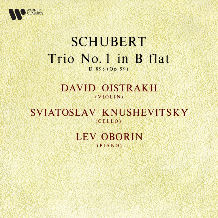 Schubert: Piano Trio No. 1