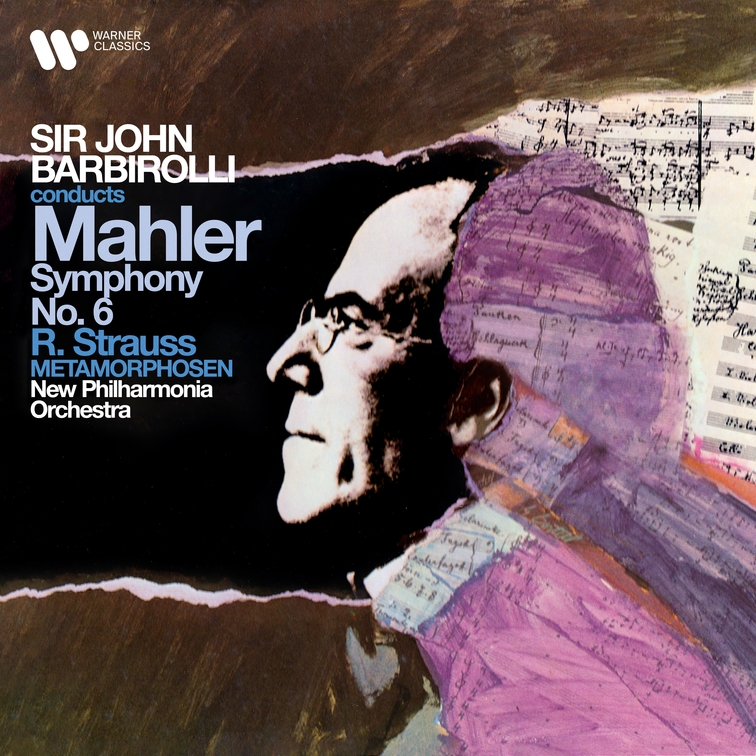 Mahler: Symphony No. 6 - Strauss: Metamorphosen