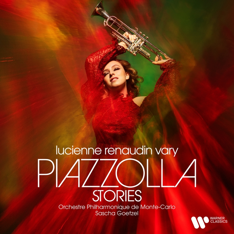 Piazzolla Stories Lucienne Renaudin Vary