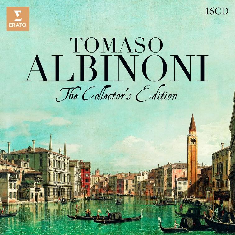 Tomaso Albinoni: The Collector's Edition | Warner Classics