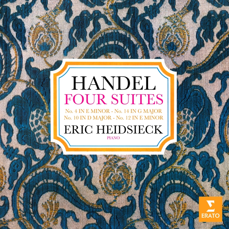 Handel: Four Keyboard Suites, Nos. 4, 10, 12 & 14
