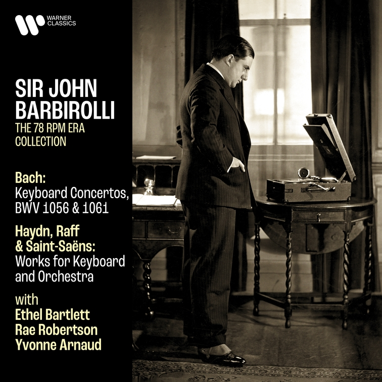 Bach: Keyboard Concertos, BWV 1056 & 1051 - Haydn, Raff & Saint-Saëns: Works for Keyboard and Orchestra