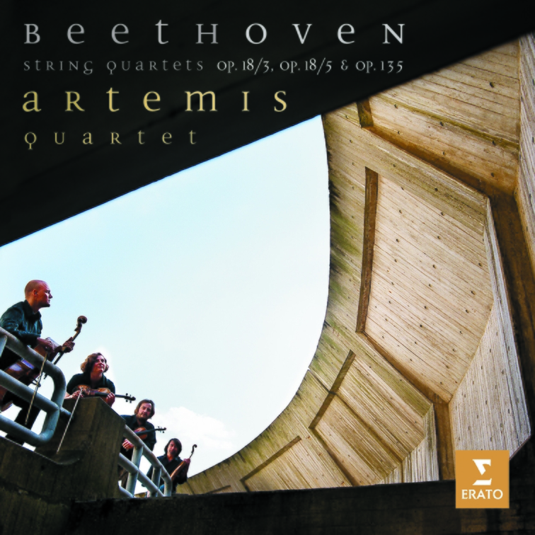 Beethoven: String Quartets Op.18/5, 18/3, 135
