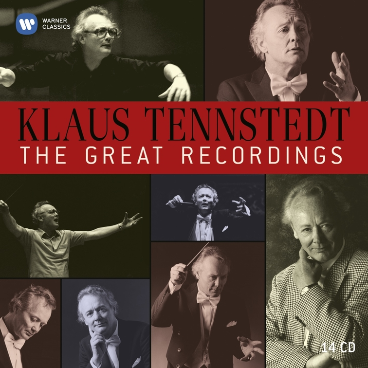 Klaus Tennstedt: The Great EMI Recording