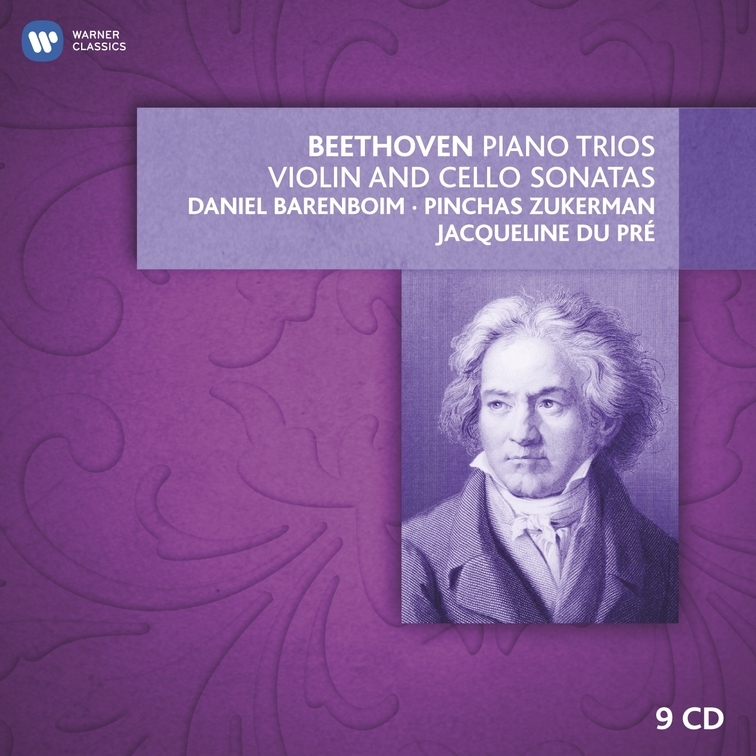 Beethoven: Piano Trios, Violin & Cello Sonatas