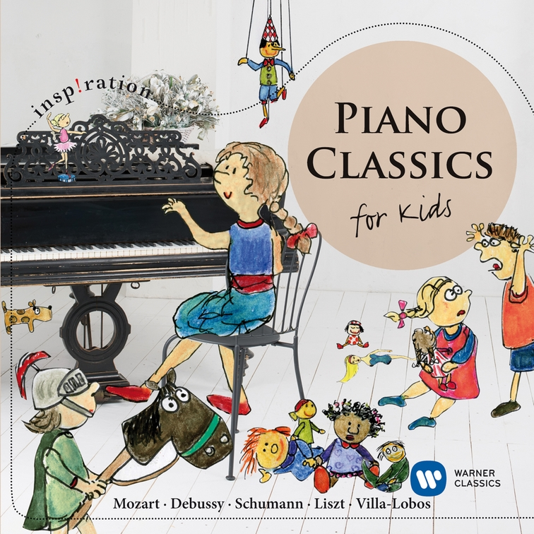 Piano Classics For Kids (Inspiration)