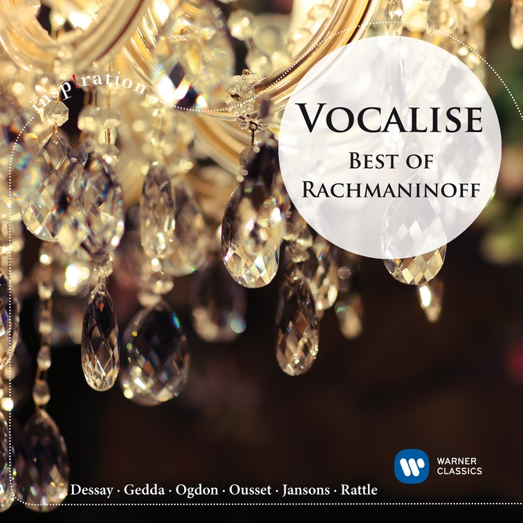 Vocalise: Best of Rachmaninov (Inspiration)