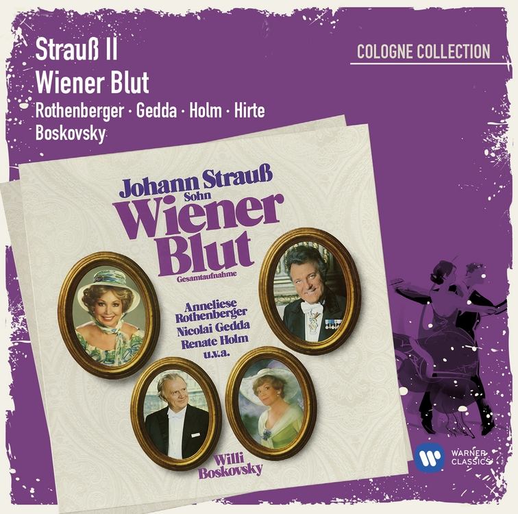 Johann Strauss II: Wiener Blut (Cologne Collection)