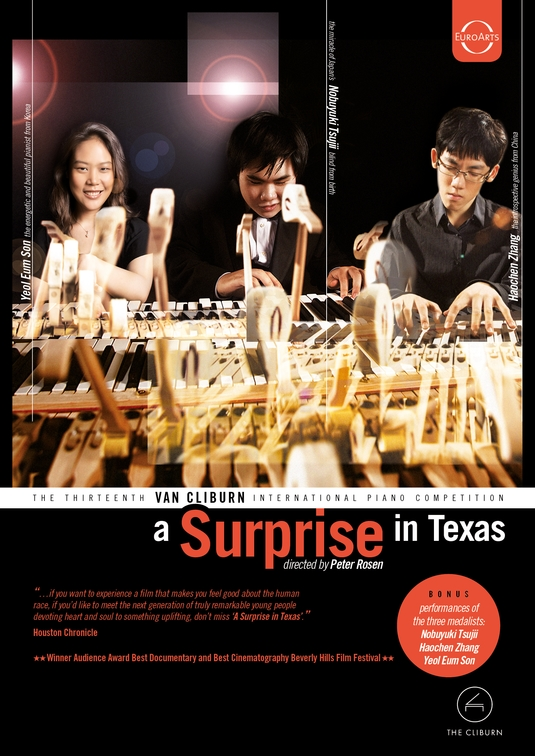 A Surprise In Texas, The Thirteenth Van Cliburn International Piano Competition