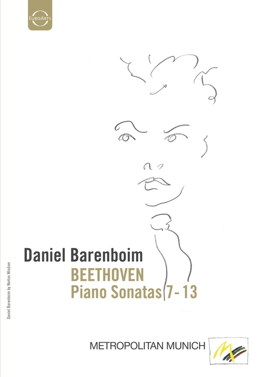 Barenboim plays Beethoven Piano Sonatas Nos. 7-13, Part 2/5